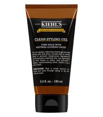 Grooming Solutions Clean Styling Gel